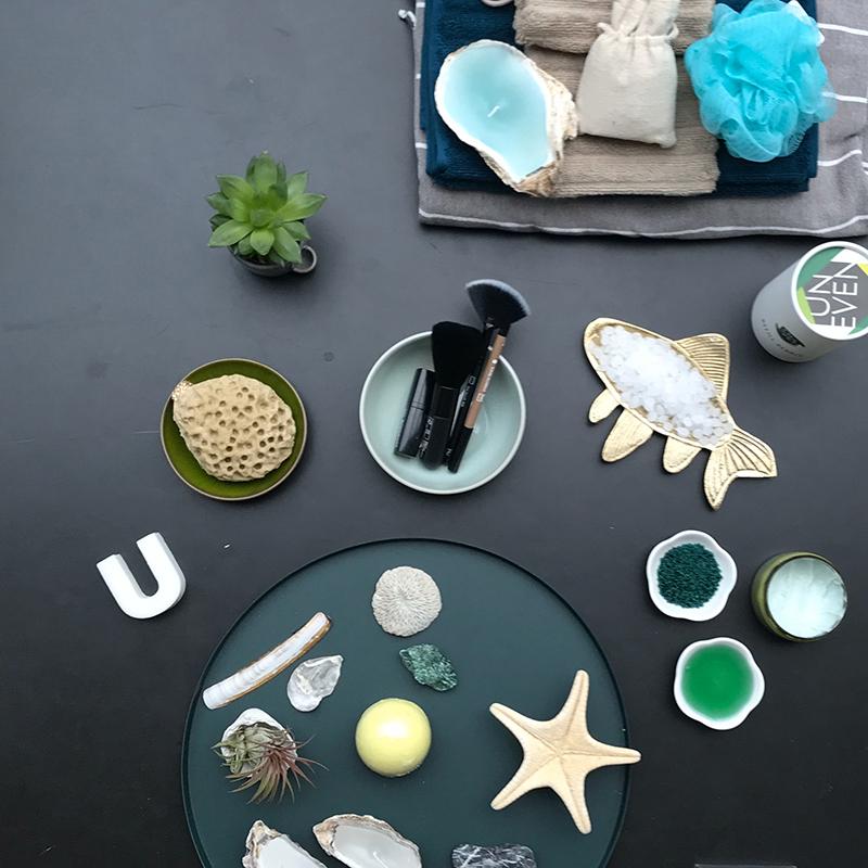 gedekte-tafel-keramiek-oester-kaars